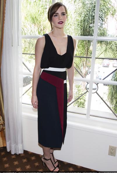 Emma Watson Noah Photocall 1