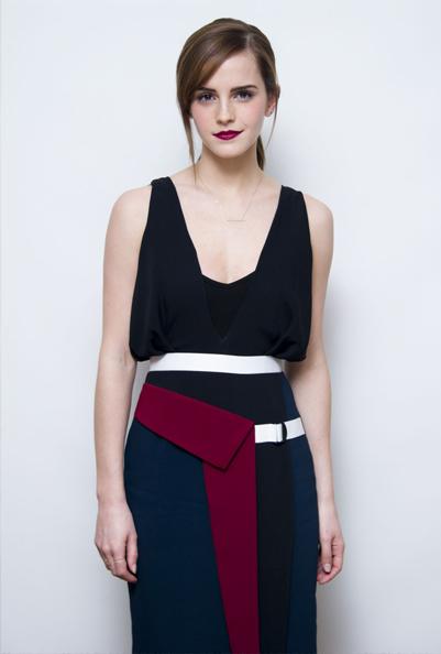 Emma Watson Noah Photocall 2
