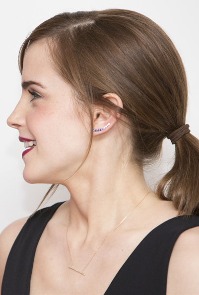 Emma Watson Noah Photocall profile