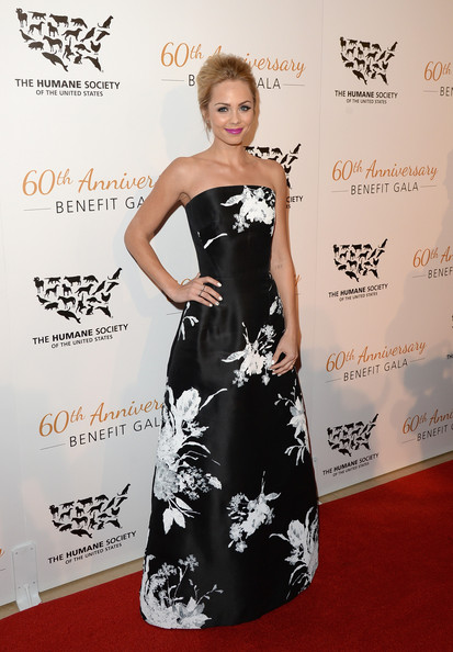 Laura+Vandervoort Humane Society Of The United States 60th Anniversary Gala