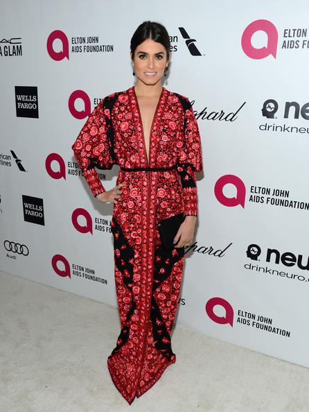 Nikki+Reed+Elton+John+AIDS+Foundation  Naeem Khan