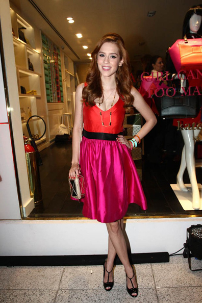 Sophia Abrahão lançamento loja2