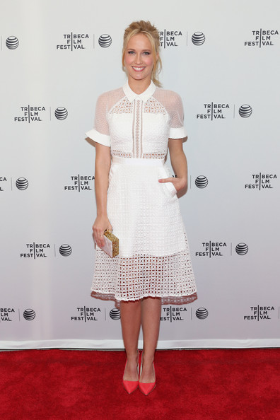 Anna+Camp+attends the Goodbye To All That Premiere during the 2014 Tribeca Film Festival