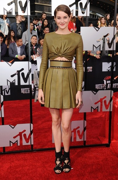 Shailene+Woodley+Arrivals+MTV+Movie+Awards+F32U3N6qLt9l