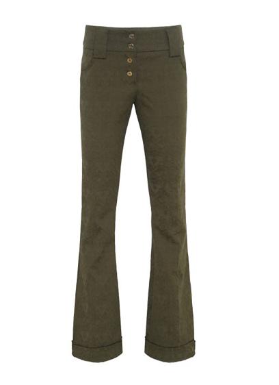 calca verde R$149,00