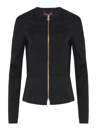 casaco preto R$169,90