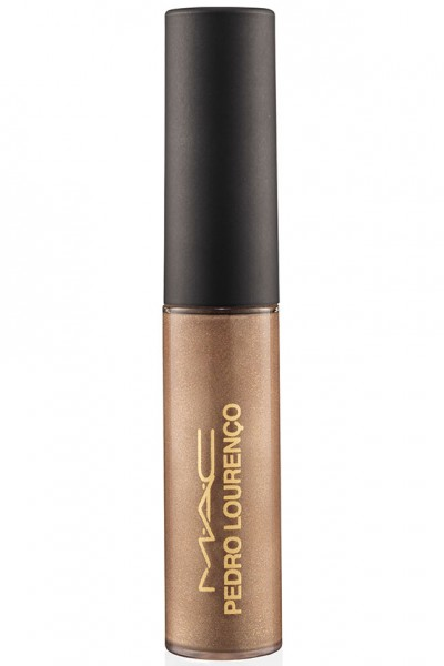 Gloss metalizado Gold Mirror (R$ 73)