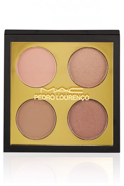 paleta de sombras Nude Quad (R$ 156)