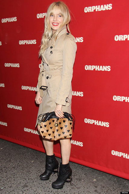 "Broadway opening night of ""Orphans""-Arrivals"