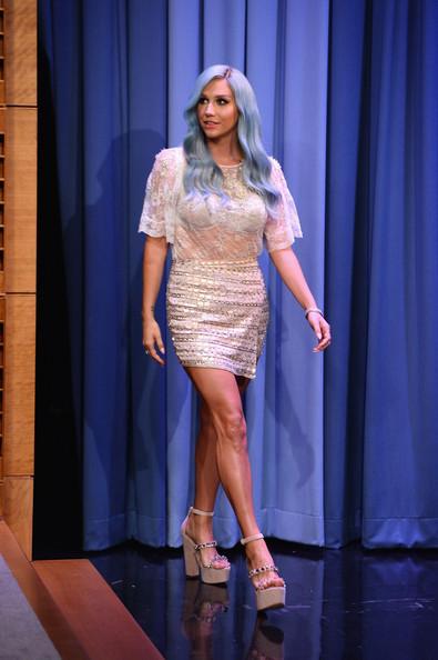 Kesha+Kesha+Visits+Tonight+Show+pVNYMfrkmL3l