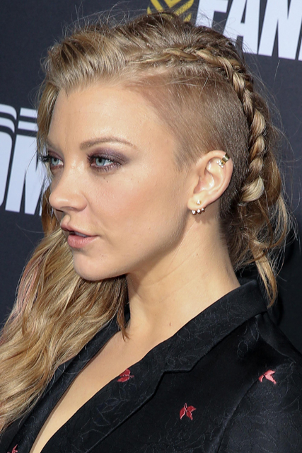 Natalie Dormer attend MTVu Fandom Awards at Comic Con