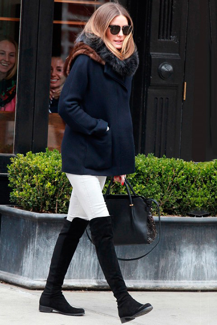 Olivia Palermo -street-look