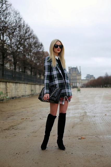PARIS PLAID 110