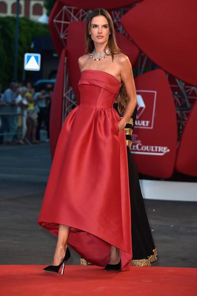 Alessandra+Ambrosio+'La Rancon De La Gloire' Premieres in Venice