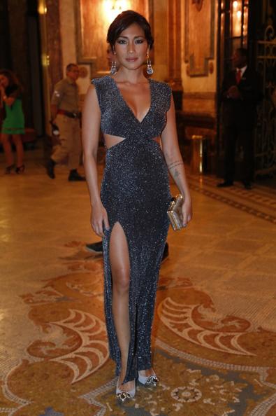 daniele-suzuki Grande Premio do Cinema Brasileiro vestido Givenchy