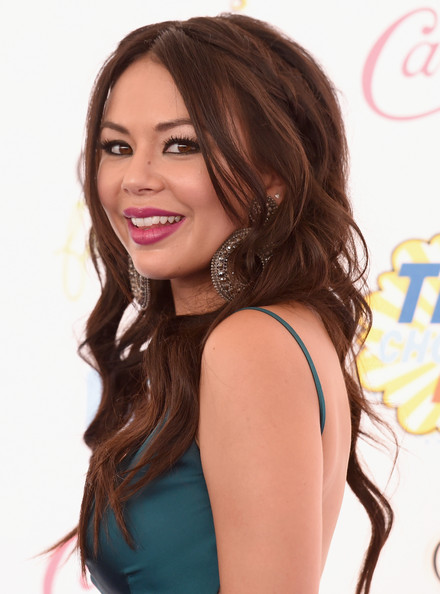 Janel+Parrish+Arrivals+Teen+Choice+Awards+3LslNZKH3Yxl