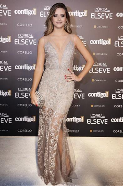 Juliana Paiva  Vivaz Premio Contigo