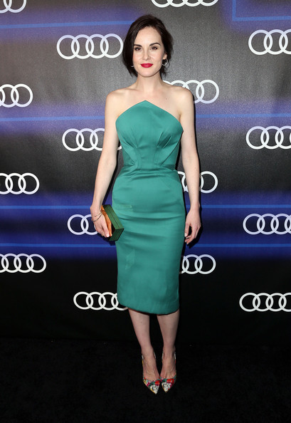 Michelle+Dockery+Audi+Celebrates+Emmys+Week+NLrVYtgslt3l
