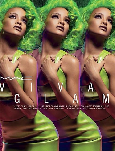 Rihanna Viva Glam