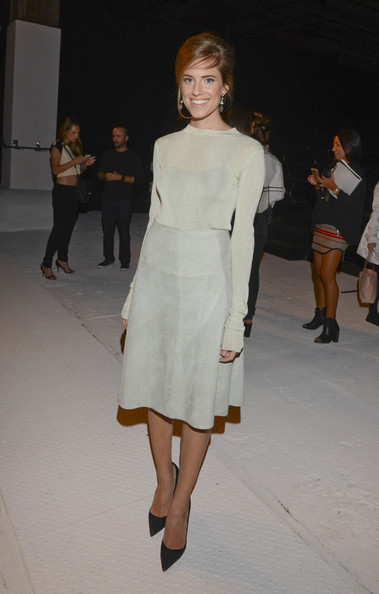 Allison+Williams+rag+bone+Front+Row+Mercedes+0E45cwKx3crl
