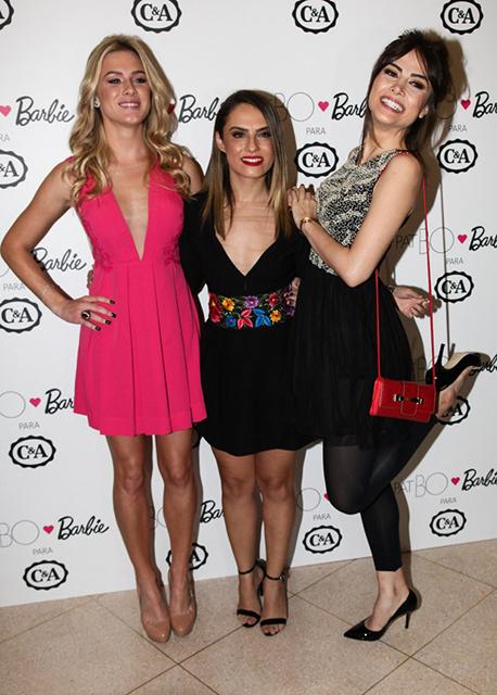 Fiorella, Patricia e Maria