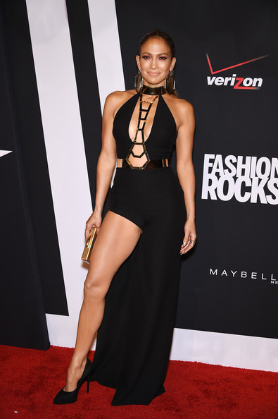 Jennifer+Lopez+Atelier Versace