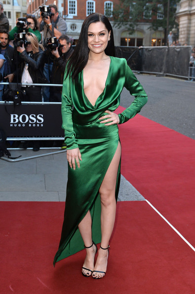 Jessie+J+Arrivals+GQ+Men+Year+Awards+khLAsXx44oDl