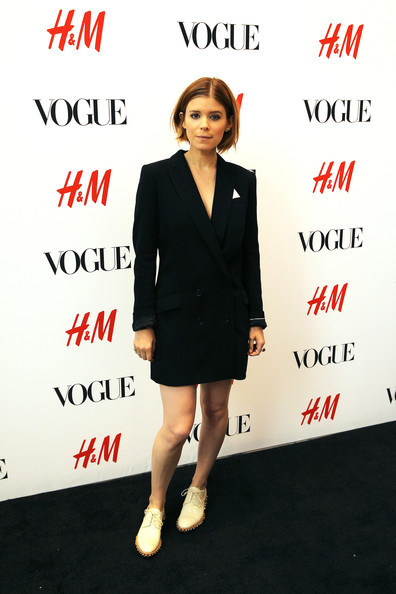 Kate Mara at the H&M and Vogue NY Fashion Week panel (2)