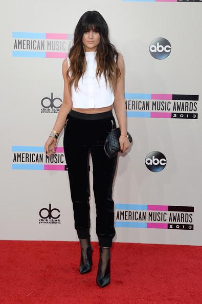 Kylie+Jenner+Arrivals+American+Music+Awards+9VVeyk3yWcQl