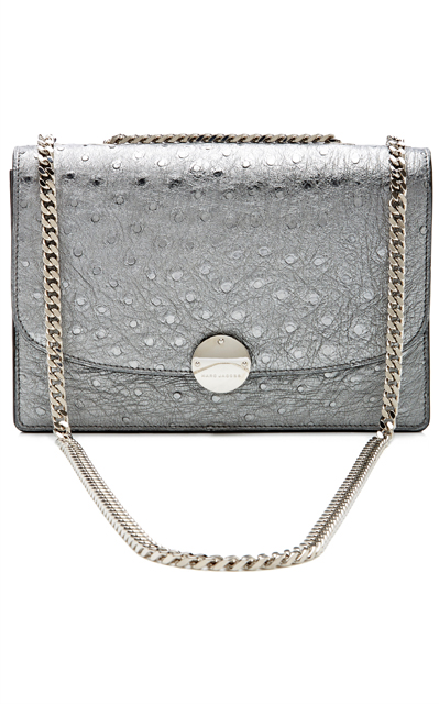Rihanna Marc Jacobs Ostrich Trouble Bag2