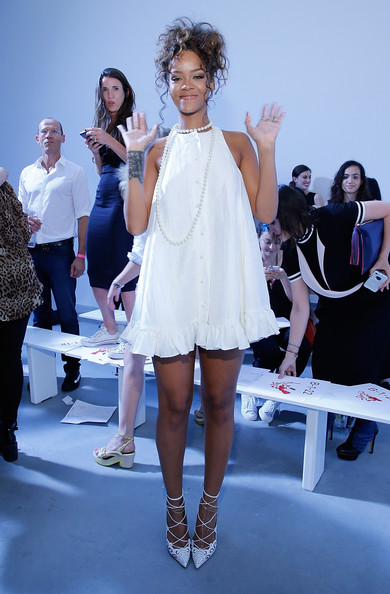 Rihanna+Adam+Selman+Presentation+Mercedes+7hy7DHB9svIl