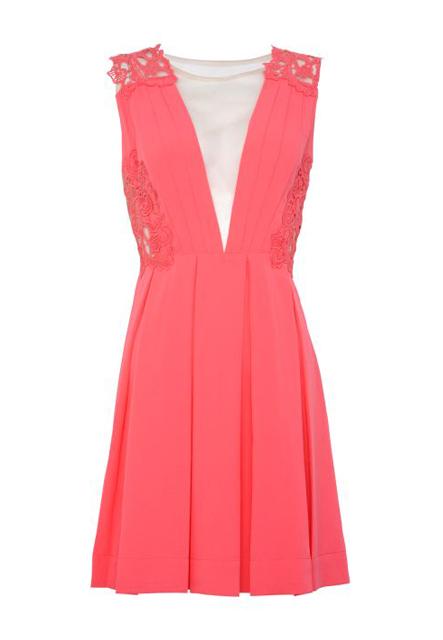Vestido rosa PatBo