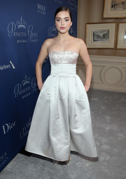 Odeya+Rush+Princess Grace Awards Gala