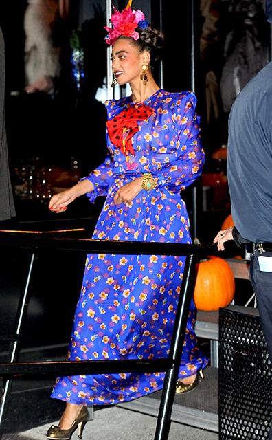 Beyonce Frida Kahlo