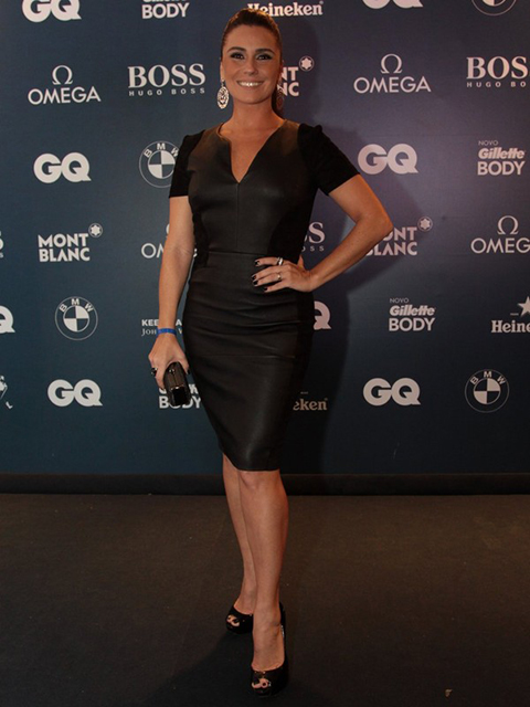 Giovanna Antonelli Man of The Year GQ Brasil