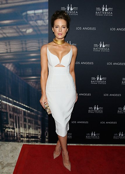 Kate-Beckinsale Battersea Power Station Global Launch Party