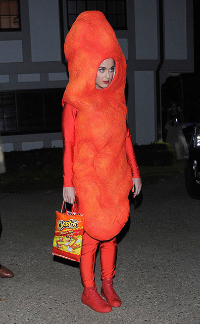 Katy Perry Cheeto