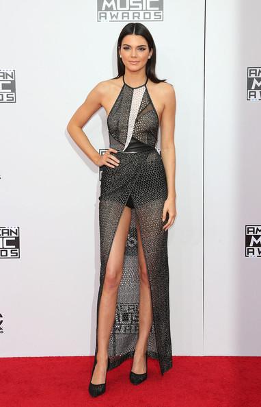 Kendall+Jenner+Yigal Azrouël