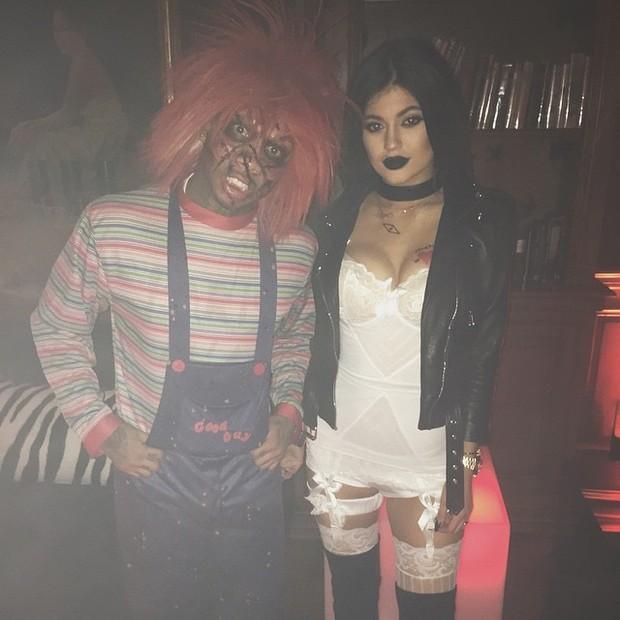 Kylie Jenner noiva do Chucky