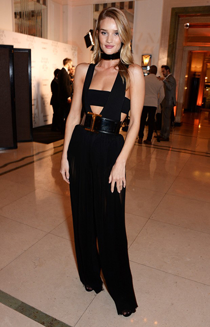 Rosie Huntington-Whiteley Harper's Bazaar Women of the Year Awards