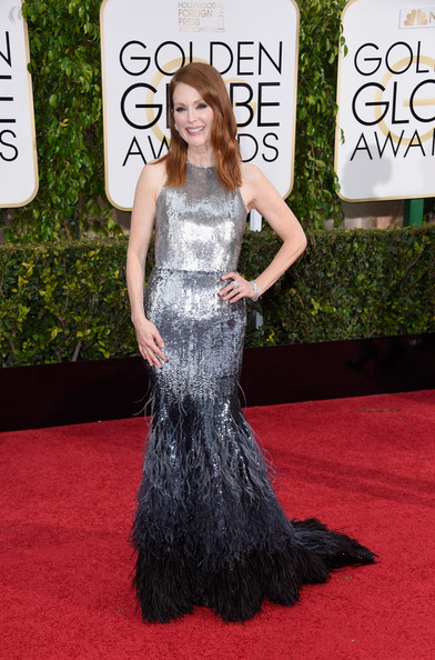 Julianne+Moore Givenchy Couture