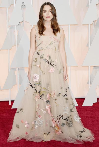 Keira Knightley Valentino Couture