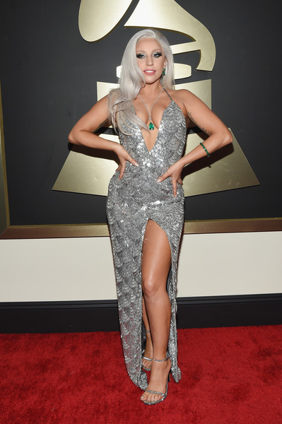 Lady+Gaga Brandon Maxwell