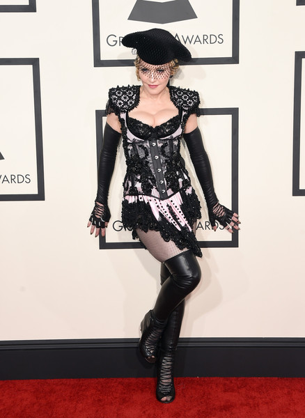 Madonna+ Givenchy