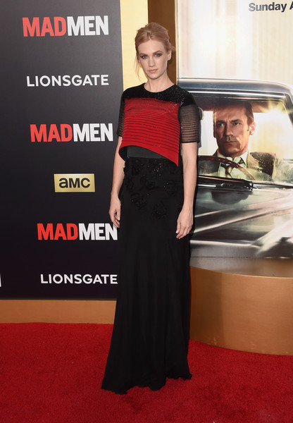 January+Jones+AMC+Celebrates+Mad+Men+Black+p1FhDDQJz1jl