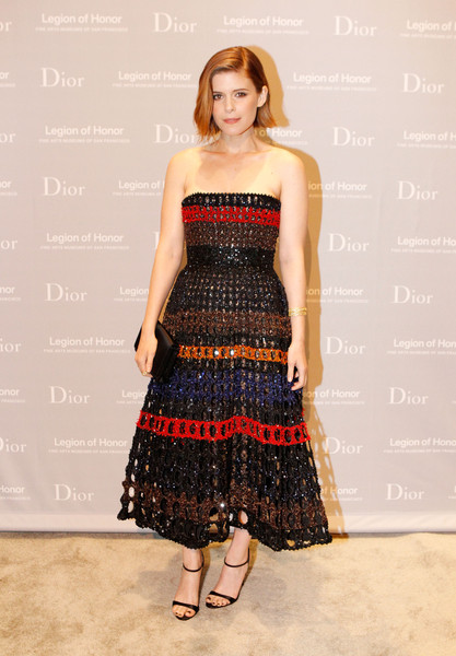 Kate+Mara+ Mid-Winter Gala Presented By Dior