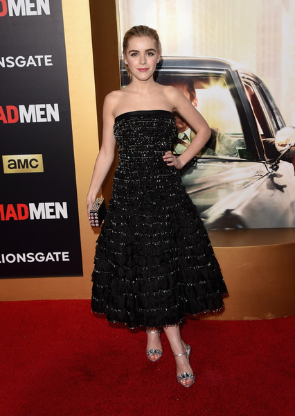 Kiernan+Shipka+AMC+Celebrates+Mad+Men+Black+T3ZdspvhdNhl
