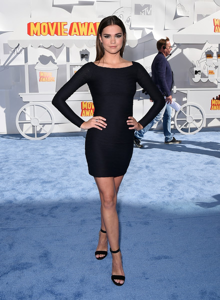 Maia+Mitchell+2015+MTV+Movie+Awards+Arrivals+MRtaMJ-tw57l