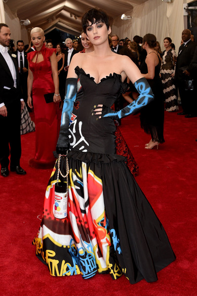 Katy Perry+ Moschino