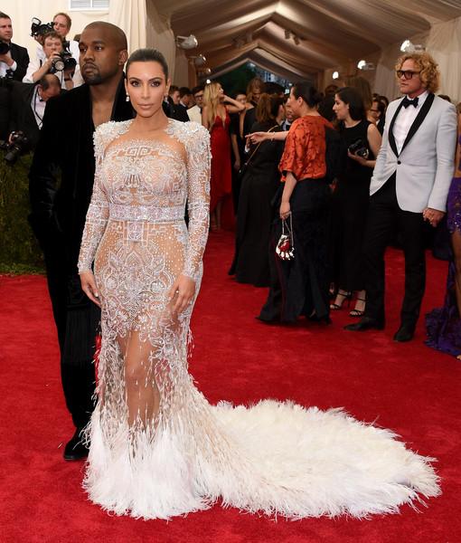 Kim+Kardashian+ Roberto Cavalli